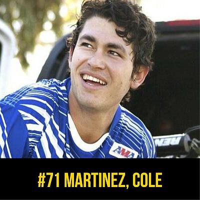 Cole Martinez