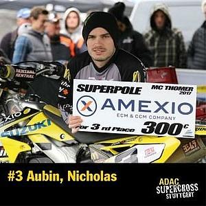 Nicholas Aubin