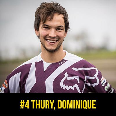 Dominique Thury