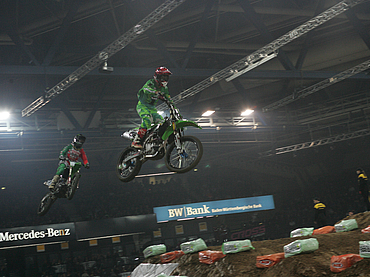 30. ADAC Supercross Stuttgart 2012