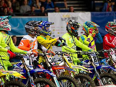 33. ADAC Supercross Stuttgart 2015