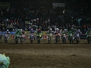 31. ADAC Supercross Stuttgart 2013