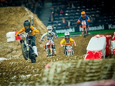 36. ADAC Supercross Stuttgart 2018