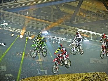 35. ADAC Supercross Stuttgart 2017