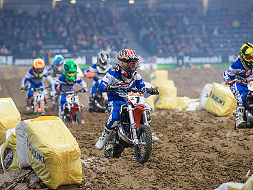 34. ADAC Supercross Stuttgart 2016