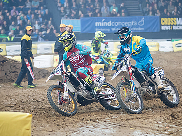 34. ADAC Supercross Stuttgart 2016