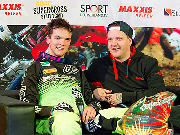 33. ADAC Supercross Stuttgart 2015