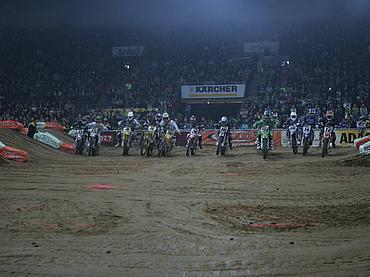 30. ADAC Supercross Stuttgart 2012